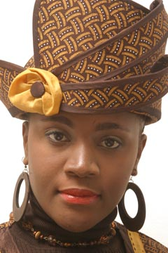 African Hats - Pam Goldberg - Women s World - Customized Hats 7620f9e92aa